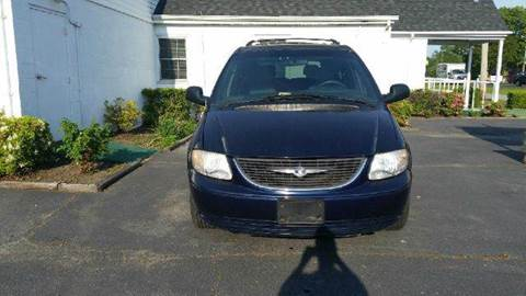 2004 Chrysler Town and Country for sale at Liberty Motors in Chesapeake VA