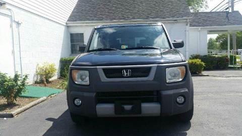 2004 Honda Element for sale at Liberty Motors in Chesapeake VA