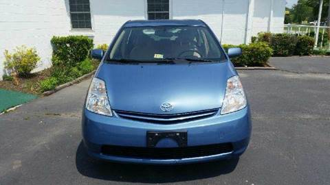 2005 Toyota Prius for sale at Liberty Motors in Chesapeake VA