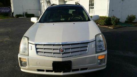 2007 Cadillac SRX for sale at Liberty Motors in Chesapeake VA