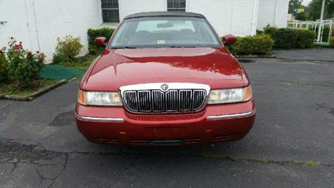 1999 Mercury Grand Marquis for sale at Liberty Motors in Chesapeake VA