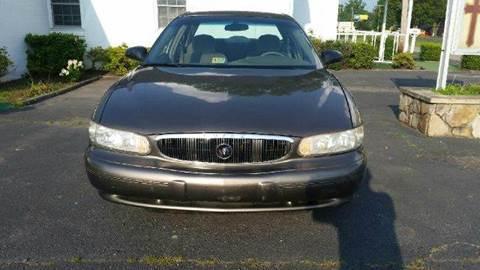 2004 Buick Century for sale at Liberty Motors in Chesapeake VA