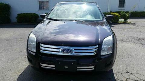 2007 Ford Fusion for sale at Liberty Motors in Chesapeake VA