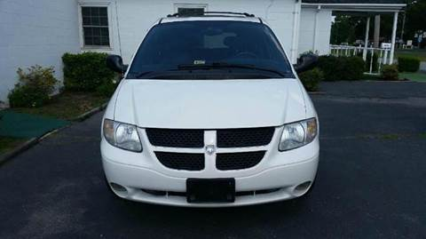 2003 Dodge Grand Caravan for sale at Liberty Motors in Chesapeake VA