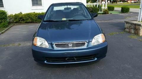 1997 Honda Civic for sale at Liberty Motors in Chesapeake VA