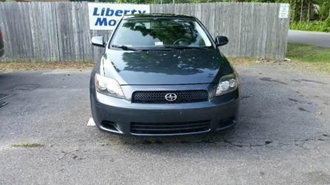 2008 Scion tC for sale at Liberty Motors in Chesapeake VA