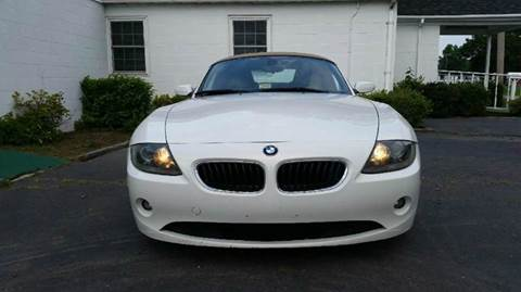 2005 BMW Z4 for sale at Liberty Motors in Chesapeake VA
