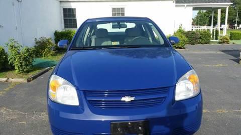 2005 Chevrolet Cobalt for sale at Liberty Motors in Chesapeake VA