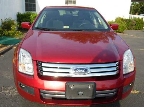 2009 Ford Fusion for sale at Liberty Motors in Chesapeake VA