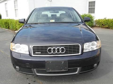2002 Audi A4 for sale at Liberty Motors in Chesapeake VA