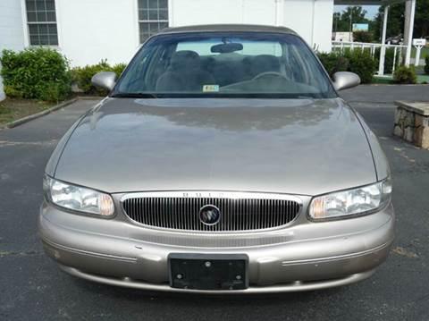 2000 Buick Century for sale at Liberty Motors in Chesapeake VA