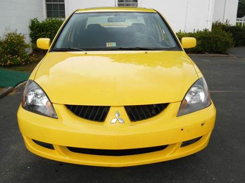 2005 Mitsubishi Lancer for sale at Liberty Motors in Chesapeake VA