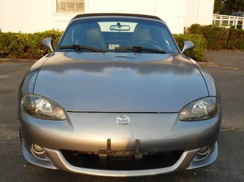 2004 Mazda MAZDASPEED MX-5 for sale at Liberty Motors in Chesapeake VA