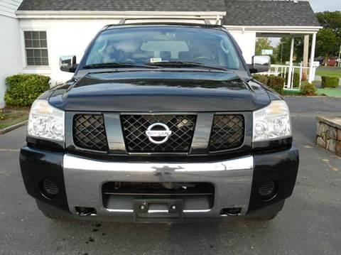 2006 Nissan Armada for sale at Liberty Motors in Chesapeake VA