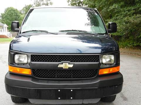 2010 Chevrolet Express for sale at Liberty Motors in Chesapeake VA