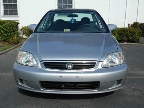 1999 Honda Civic for sale at Liberty Motors in Chesapeake VA