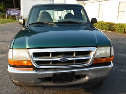 2000 Ford Ranger for sale at Liberty Motors in Chesapeake VA