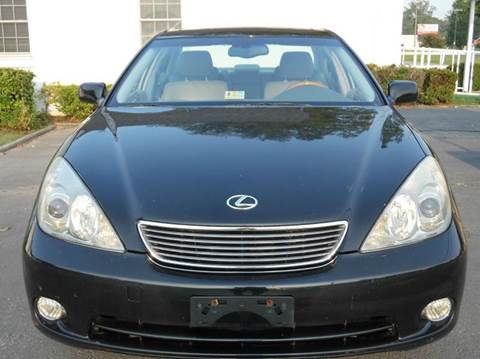2005 Lexus ES 330 for sale at Liberty Motors in Chesapeake VA