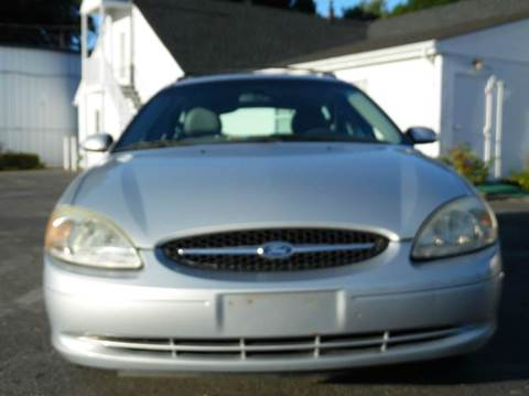 2002 Ford Taurus for sale at Liberty Motors in Chesapeake VA