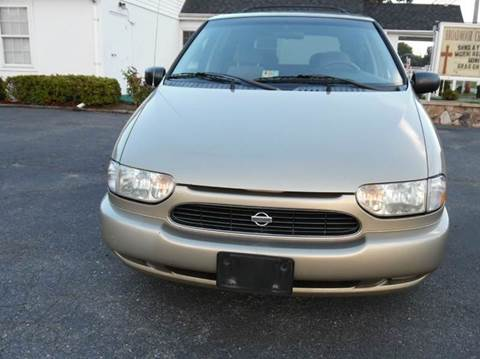 1999 Nissan Quest for sale at Liberty Motors in Chesapeake VA