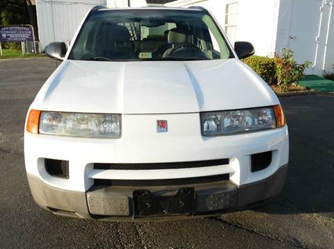 2004 Saturn Vue for sale at Liberty Motors in Chesapeake VA
