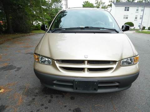 1998 Dodge Grand Caravan for sale at Liberty Motors in Chesapeake VA