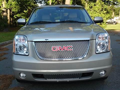 2009 GMC Yukon for sale at Liberty Motors in Chesapeake VA