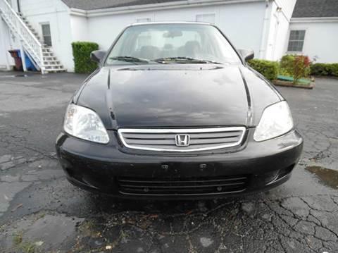 2000 Honda Civic for sale at Liberty Motors in Chesapeake VA