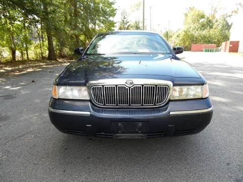 2001 Mercury Grand Marquis for sale at Liberty Motors in Chesapeake VA