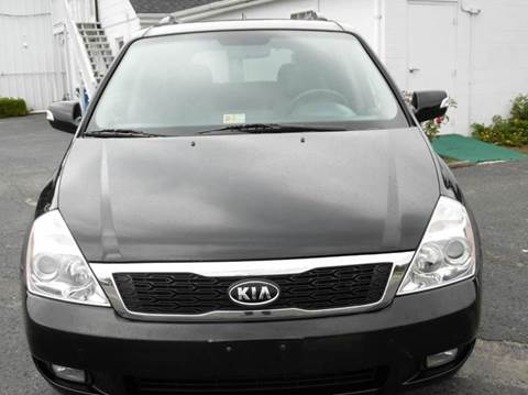 2011 Kia Sedona for sale at Liberty Motors in Chesapeake VA
