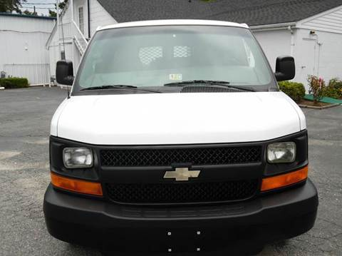 2009 Chevrolet Express Cargo for sale at Liberty Motors in Chesapeake VA
