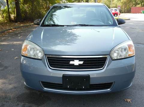 2007 Chevrolet Malibu for sale at Liberty Motors in Chesapeake VA