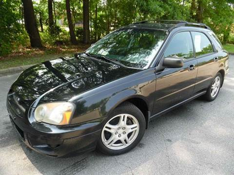 2005 Subaru Impreza for sale at Liberty Motors in Chesapeake VA