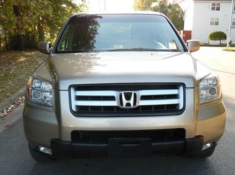 2007 Honda Pilot for sale at Liberty Motors in Chesapeake VA