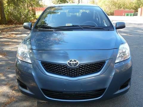 2012 Toyota Yaris for sale at Liberty Motors in Chesapeake VA