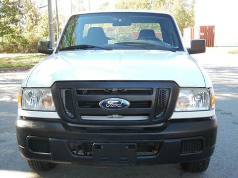 2007 Ford Ranger for sale at Liberty Motors in Chesapeake VA