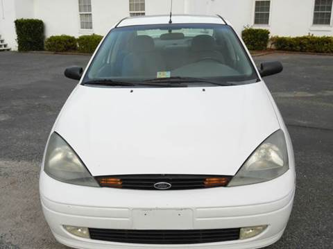 2004 Ford Focus for sale at Liberty Motors in Chesapeake VA