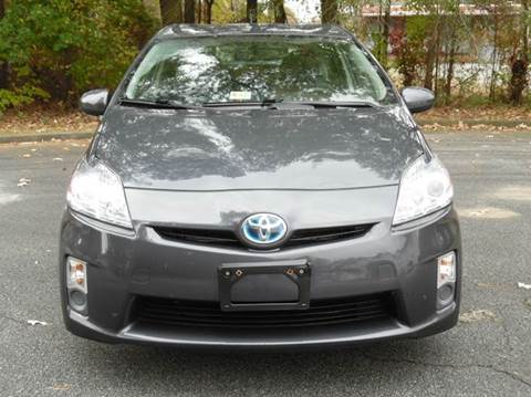 2010 Toyota Prius for sale at Liberty Motors in Chesapeake VA