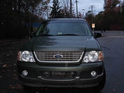 2002 Ford Explorer for sale at Liberty Motors in Chesapeake VA