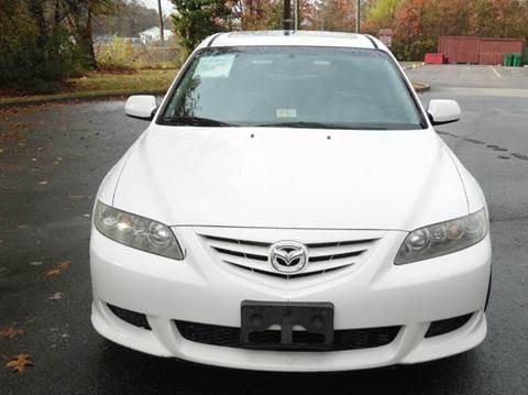 2004 Mazda MAZDA6 for sale at Liberty Motors in Chesapeake VA