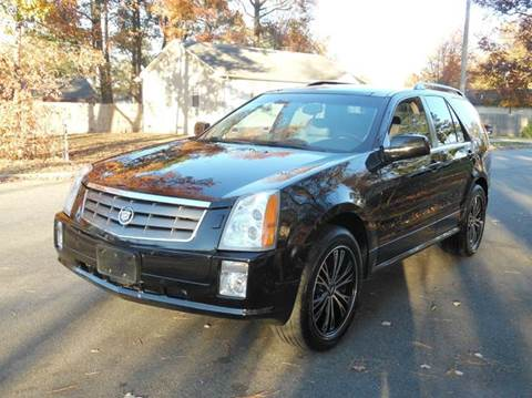 2004 Cadillac SRX for sale at Liberty Motors in Chesapeake VA