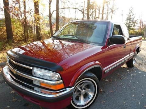 1999 Chevrolet S-10 for sale at Liberty Motors in Chesapeake VA