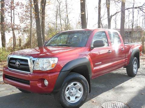 2005 Toyota Tacoma for sale at Liberty Motors in Chesapeake VA