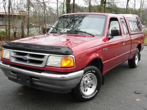 1995 Ford Ranger for sale at Liberty Motors in Chesapeake VA