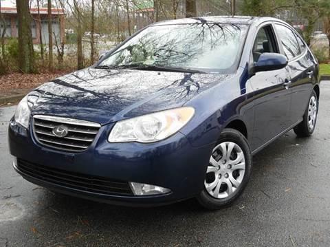 2009 Hyundai Elantra for sale at Liberty Motors in Chesapeake VA