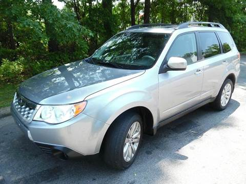 2011 Subaru Forester for sale at Liberty Motors in Chesapeake VA