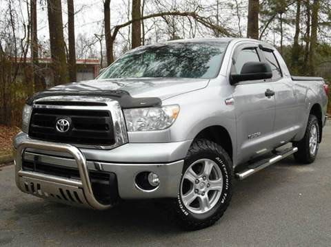 2010 Toyota Tundra for sale at Liberty Motors in Chesapeake VA