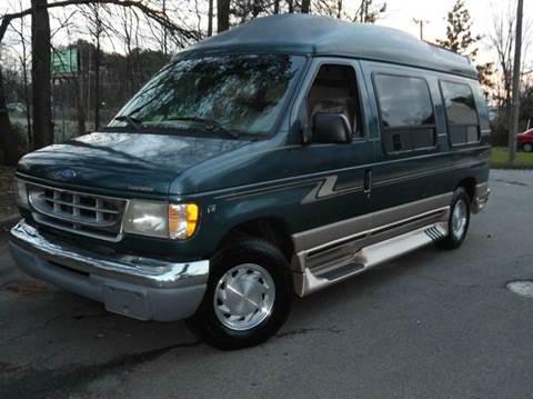 1997 Ford E-150 for sale at Liberty Motors in Chesapeake VA