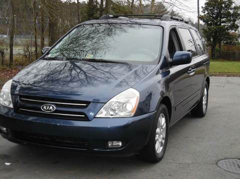 2007 Kia Sedona for sale at Liberty Motors in Chesapeake VA