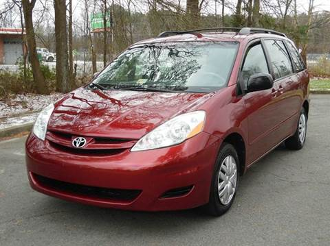 2007 Toyota Sienna for sale at Liberty Motors in Chesapeake VA